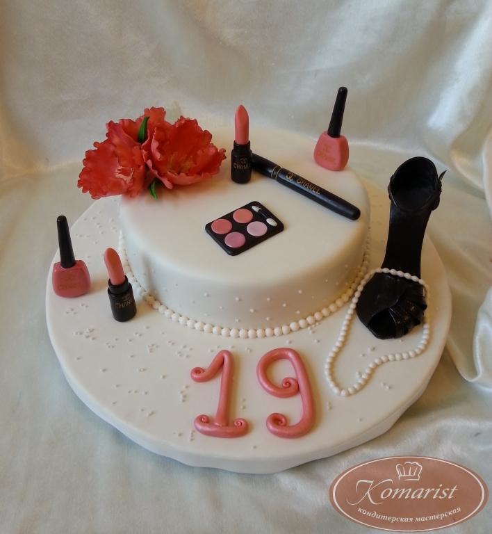 Тортики 19 лет фото