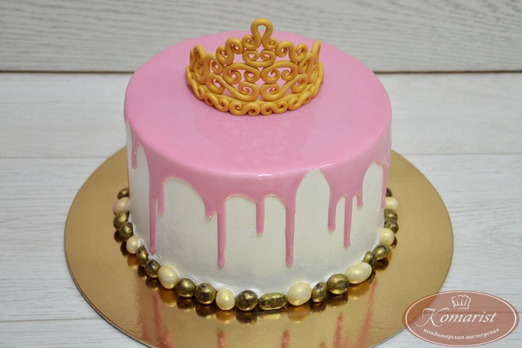 Корону для торта  рецепты 176